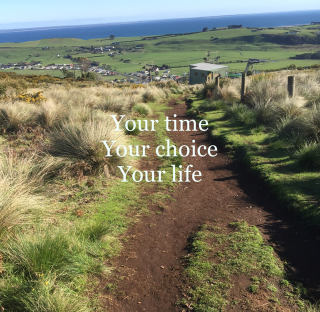 Your time Your choice Your life