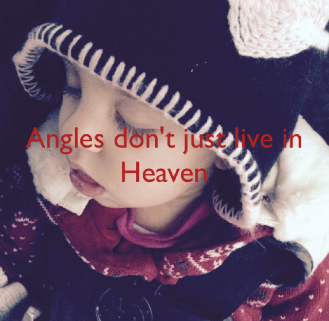 Angles don't just live in Heaven