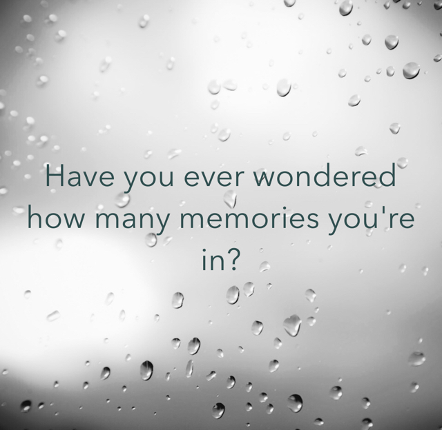 Have you ever wondered how many memories you're in?
