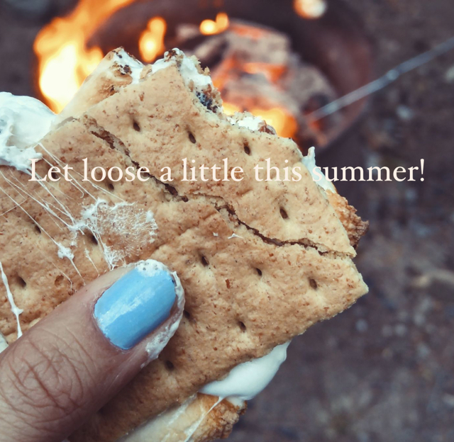 Let loose a little this summer!