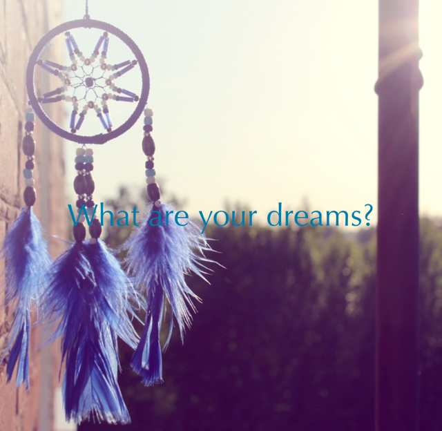 What are your dreams?