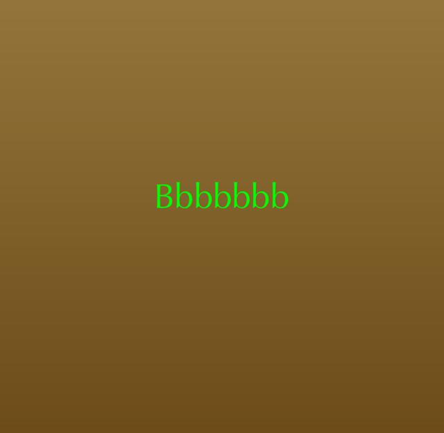 Bbbbbbb
