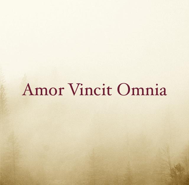 Amor Vincit Omnia
