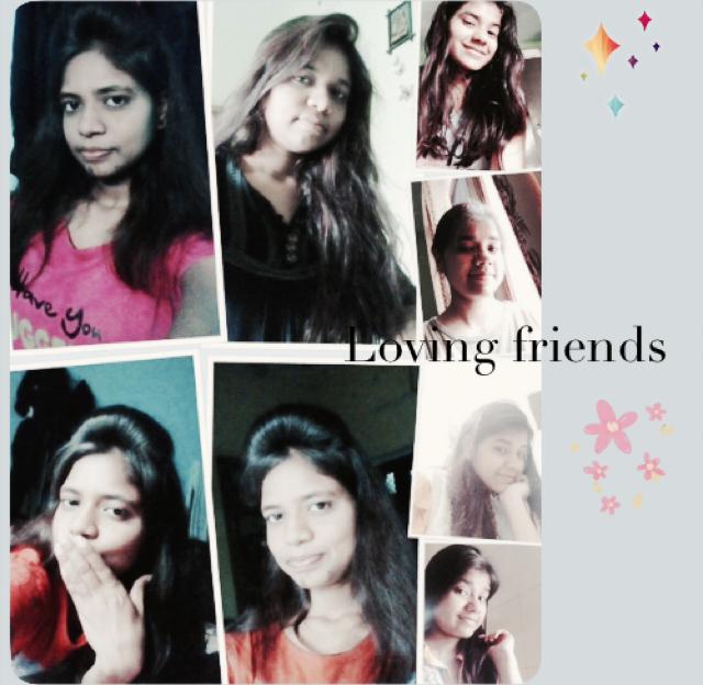 Loving friends