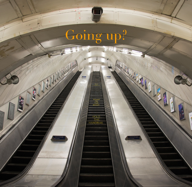 Going up?