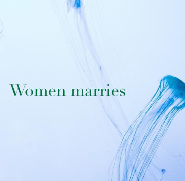 Women marries
