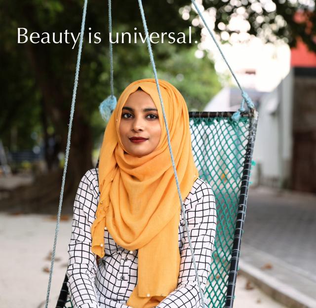 Beauty is universal.