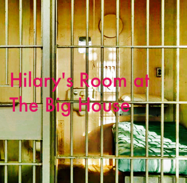 Hilary's Room at The Big House