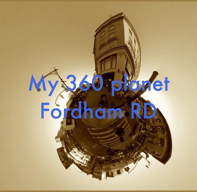 My 360 planet Fordham RD