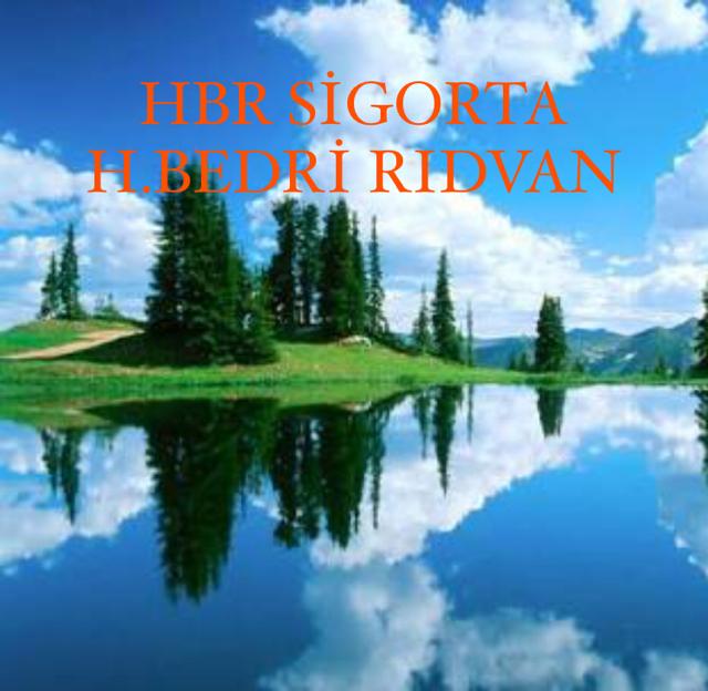 HBR SİGORTA H.BEDRİ RIDVAN