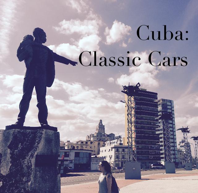Cuba:  Classic Cars