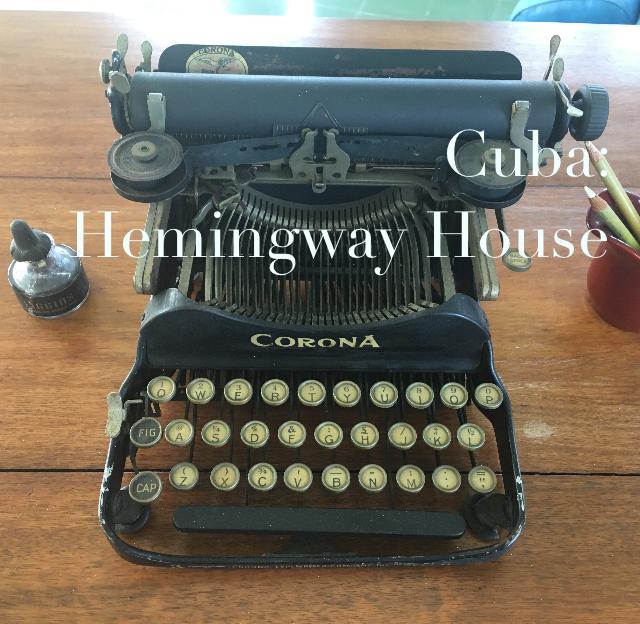 Cuba:     Hemingway House