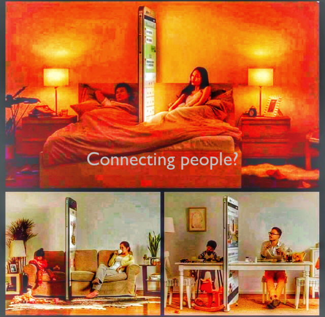 Connecting people?