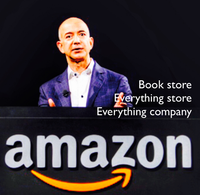 Book store Everything store Everything company
