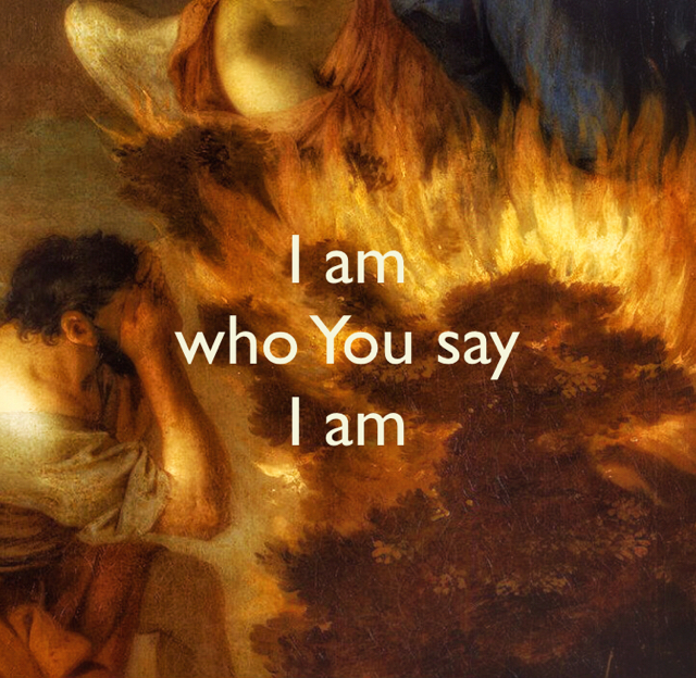 I am  who You say  I am