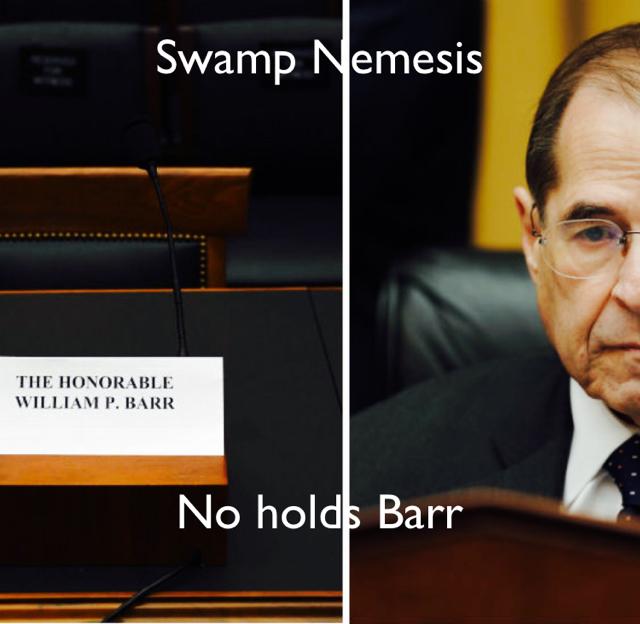 Swamp Nemesis No holds Barr